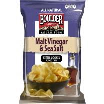 Boulder Canyon Malted Vinegar & Sea Salt - 1.5oz