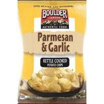 Boulder Canyon Parmesan & Garlic - 1.5oz