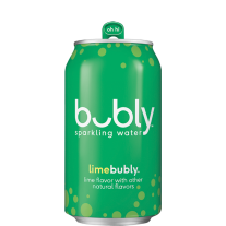 Bubly Lime - 12oz