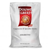 Douwe Egberts Amaretto Cappuccino Mix - 2lb