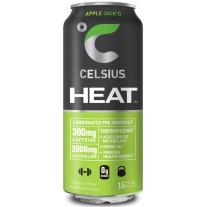 Celsius Heat Apple Jack'd - 16floz
