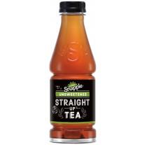 Snapple Straight Up Tea Unsweetened - 18.5oz