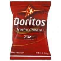 Doritos Nacho Cheese Reduced Fat - 1oz