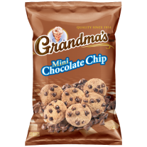 Grandma's Whole Grain Chocolate Chip - 1.22oz