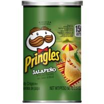 Pringles Jalapeño - 2.5oz
