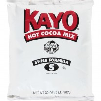 Kayo Hot Cocoa Mix Swiss Formula - 2lb