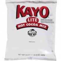 Kayo Lite Hot Cocoa Mix Swiss Formula - 1.5lb