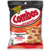 Combos Pretzel Pepperoni Pizza - 1.8oz
