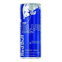 Red Bull The Blue Edition Energy Drink- 8.4oz
