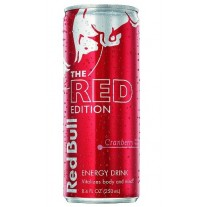 Red Bull The Red Edition Energy Drink - (8.4oz)