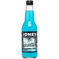 Jones Berry Lemonade Soda - 12oz(Glass)