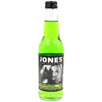 Jones Green Apple Soda - 12oz(Glass)