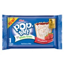 Pop Tart Strawberry Whole Grain (1 Toaster Pastry) - 1.76oz