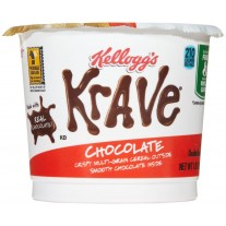 Kellogg's Krave Cereal Cup - 60 Count (1.87oz)