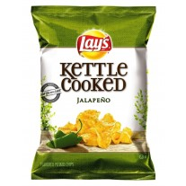 Lay's Kettle Cooked Jalapeno - 1.375oz