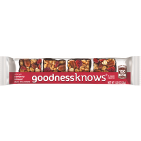 goodnessknows Cranberry Almond Dark Chocolate - 1.2oz