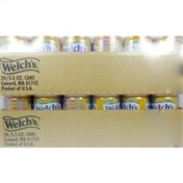 Welchs 100% Orange Juice - Case of 48/5.5oz