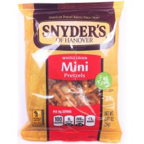 Snyder's Whole Grain Mini Pretzels - .92oz