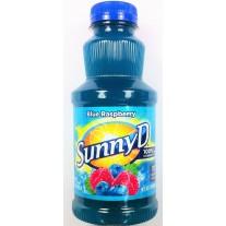 Sunny Delight Blue Raspberry - 16oz