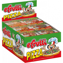 Efrutti Pizza Gummi Candy - 48 Count (.26oz)