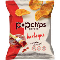 Pop Chips Barbeque - 0.8oz