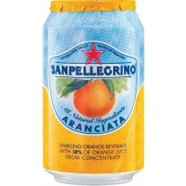 Sanpellegrino Orange - 11.15oz