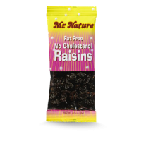 Mr. Nature Seedless Raisins - 1oz