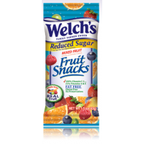 Welch's Fruit Snacks Reduced Sugar - 1.5oz