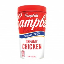 Campbell's Soup on the Go Creamy Chicken - 10.9oz
