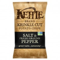 Kettle Brand Salt & Pepper - 1.5oz