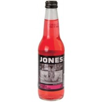 Jones Fufu Berry Soda - 12oz(Glass)