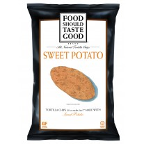 Food Should Taste Good Sweet Potato Tortilla Chips - 1.5oz