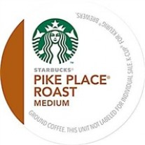 Starbucks Pike Place Roast K-Cups - 24ct