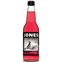 Jones Strawberry Lime Soda - 12oz(Glass)
