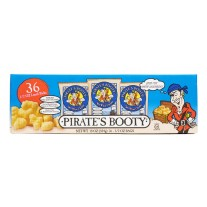 Pirate's Booty Aged White Cheddar - 40 Count (.5oz)