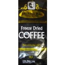 100% Columbian Freeze Dried Coffee - 8oz