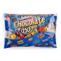 All Chocolate - 150 Count
