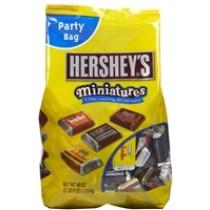 Hershey's Minatures - 40oz bag