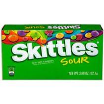 Skittles Sour - Movie Size 3.6oz