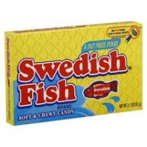 Swedish Fish - Movie Size 3.1oz